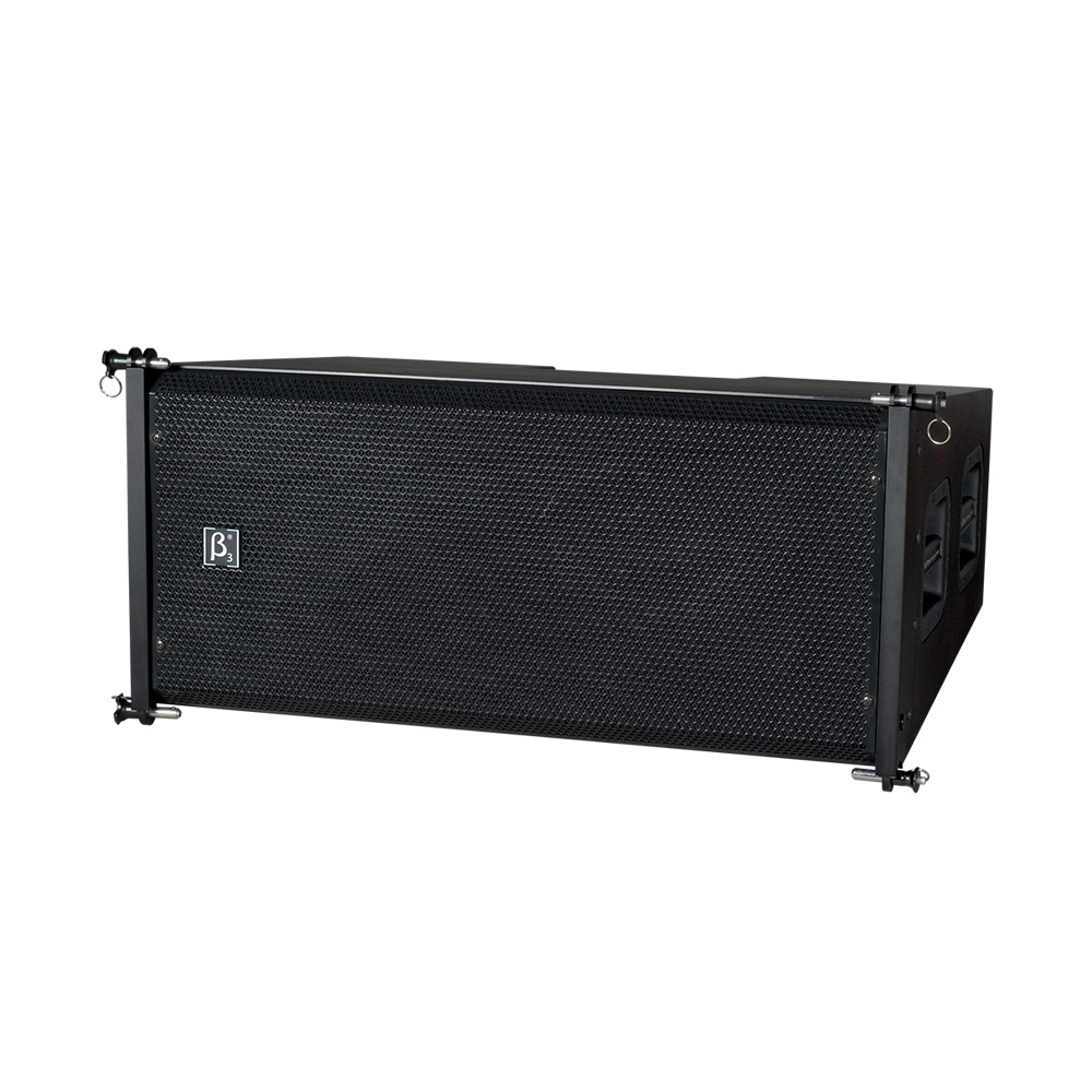 "TLB-121 Dual 15"" Subwoofer Weatherproof Line Array Speaker"